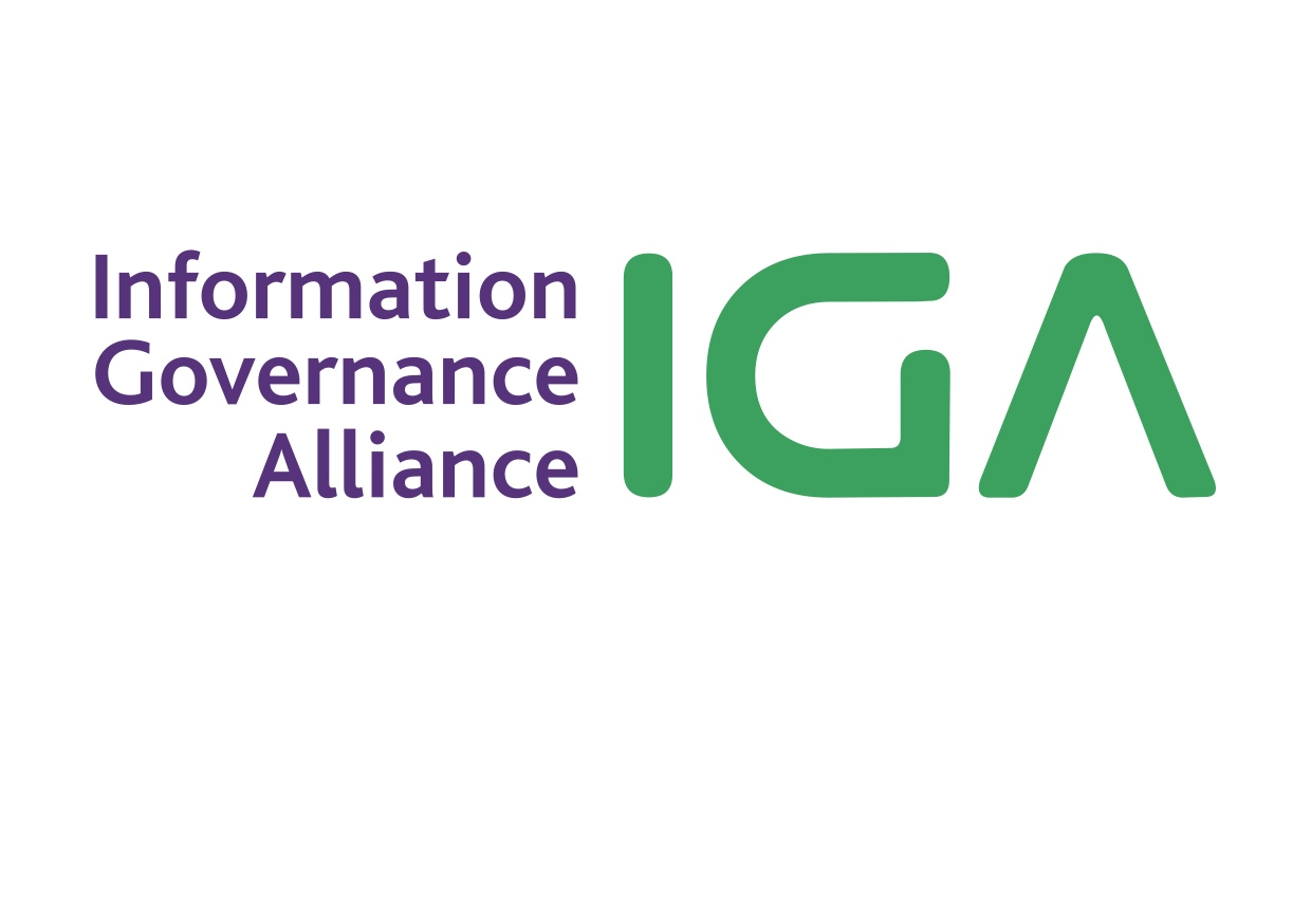 Infomation Governance Alliance logo